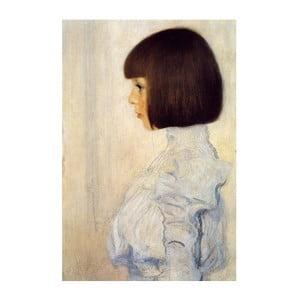 Reprodukcja obrazu Gustava Klimta - Portrait of Helene Klimt, 60x40 cm