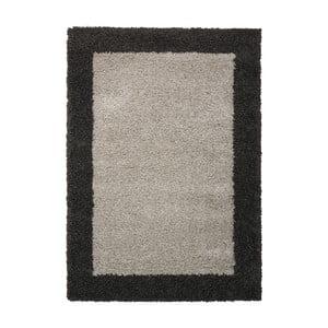 Dywan Nourison Amore Silver Charcoal, 180x119cm