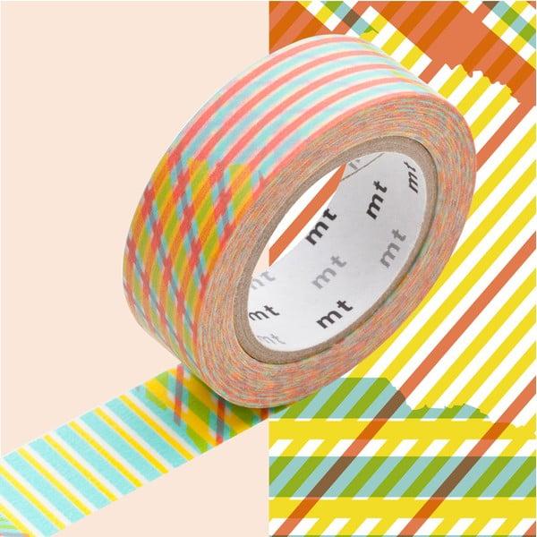 Taśma dekoracyjna washi MT Masking Tape Anne, dł.10m