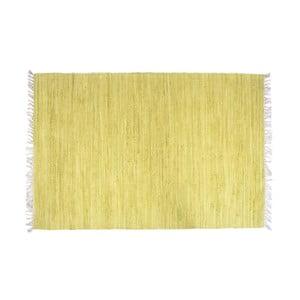 Dywan Plain Lemon, 120x180 cm