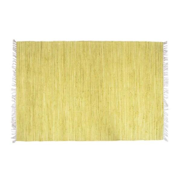Dywan Plain Lemon, 140x200 cm