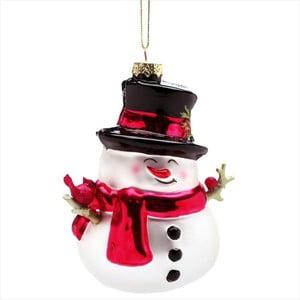 Bombka Butlers Hang On Snowman