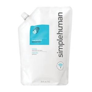 Nawilżające mydło w płynie simplehuman 1 l, bezzapachowe
