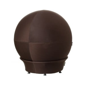 Piłka do siedzenia Frozen Ball Coffee Bean, 55 cm