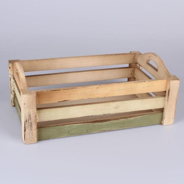 Drewniana skrzynka Vintage
