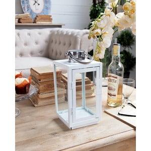 Lampion White Lantern, 29 cm