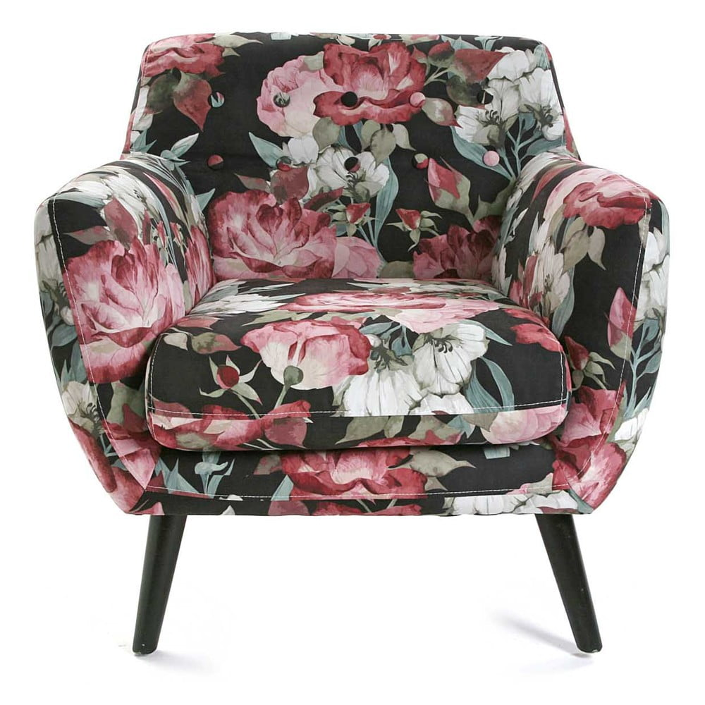 Fotel Versa Puffy Flowers