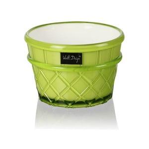 Pucharek deserowy Livio, 266 ml, zielony