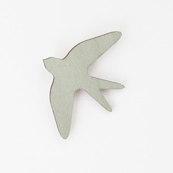 Broszka SNUG.Bird Mint