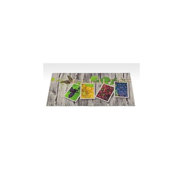 Wytrzymały dywan kuchenny Webtapetti Fruits, 60x240 cm