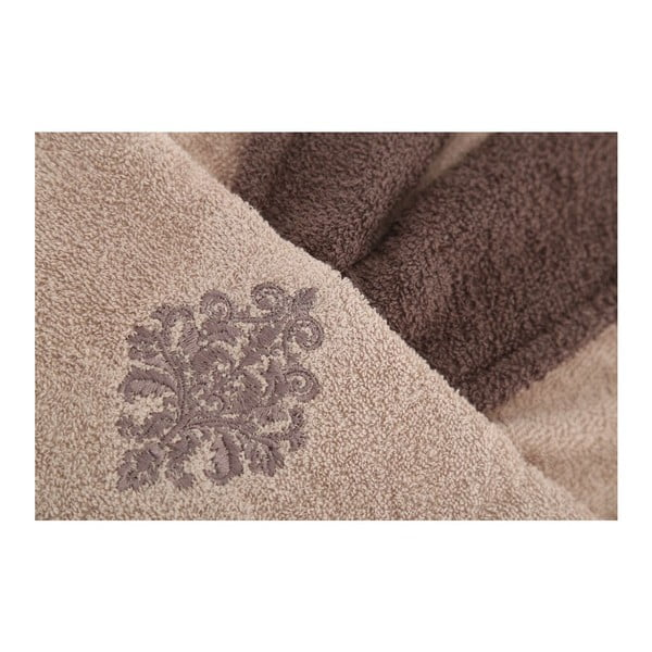 Zestaw szlafrok i 2 ręczniki Giris
