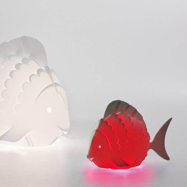 Lampa stołowa Ryba Pluf, mini