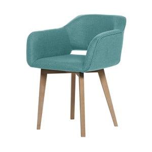 Błękitne krzesło My Pop Design Oldenburg