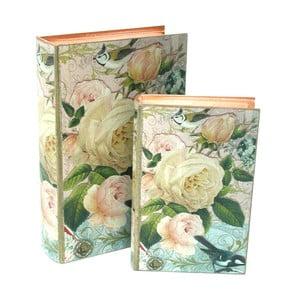 Komplet 2 pudełek Rose Bolzonella
