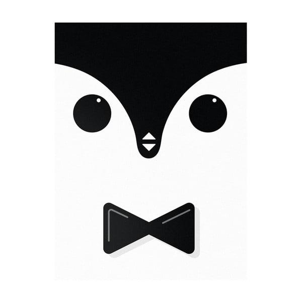 Plakat Pingwin, A3