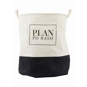 Płócienny worek na pranie Plan To Wash