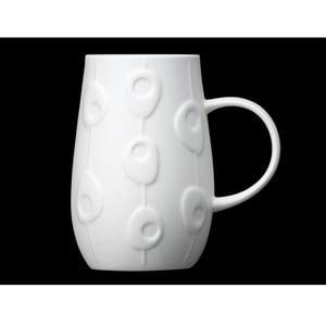 Kubek z angielskiej porcelany Droplet Pebble