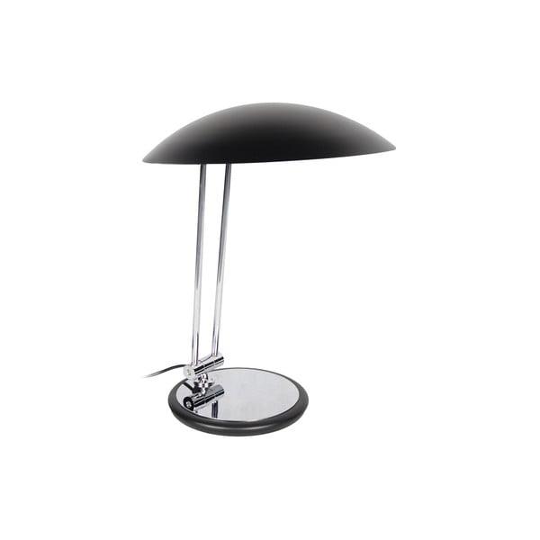 Srebrna lampa stołowa Red Cartel Olden