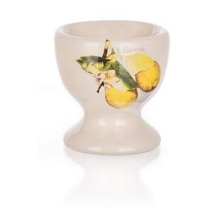 Ceramiczny kieliszek na jajko Banquet Lemon