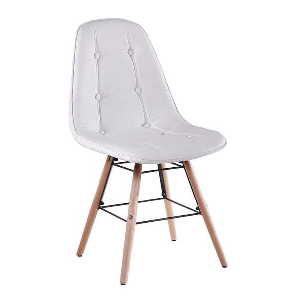 Krzesło Patty, białe