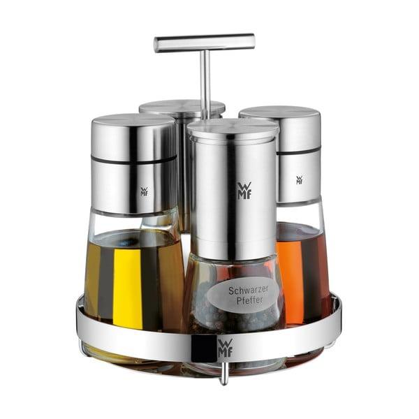 5-częściowy zestaw pojemników WMF Cromargan® Deluxe