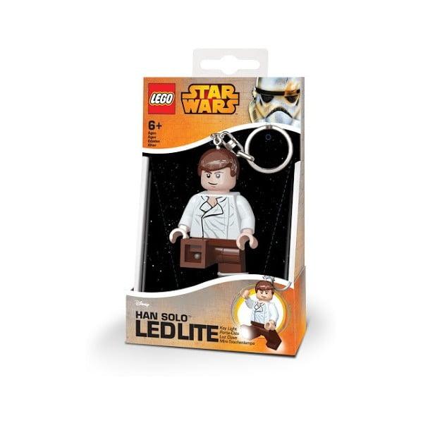 Świecący breloczek LEGO Star Wars Han Solo