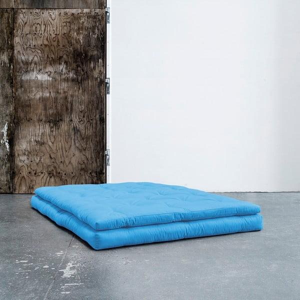 Sofa rozkładana Karup Buckle Up Horizon Blue