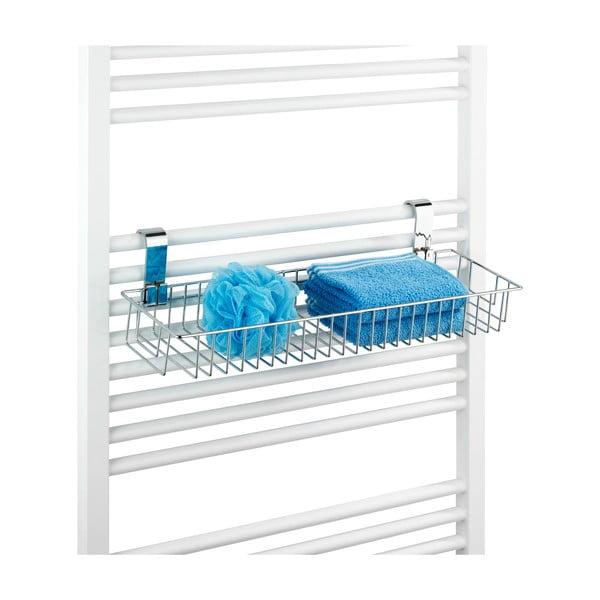 Półka wisząca na grzejnik łazienkowy Universal, 50 cm