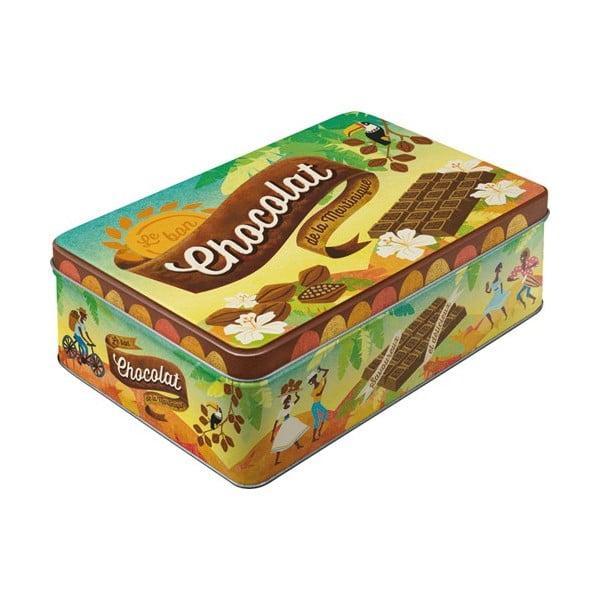 Pojemnik blaszany Chocolat