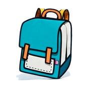 Plecak komiksowy Spaceman Blue