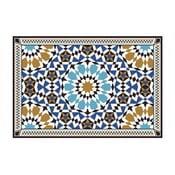 Dywan winylowy Devra Blue, 52x120 cm
