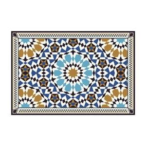 Dywan winylowy Devra Blue, 52x180 cm