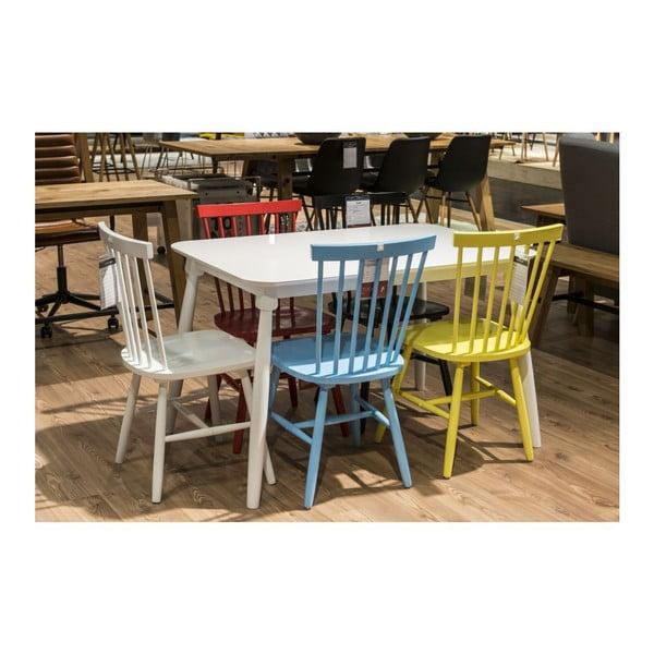 Białe krzesło Actona Riano