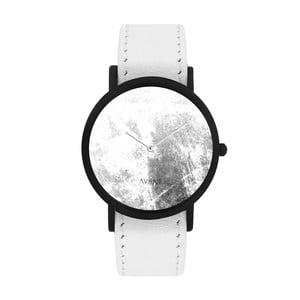 Zegarek unisex z białym paskiem South Lane Stockholm Avant Diffuse Invert