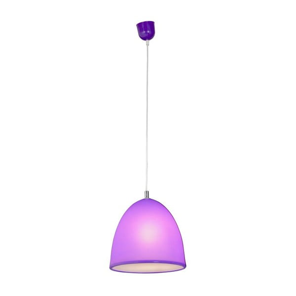 Lampa sufitowa Silicon Purple