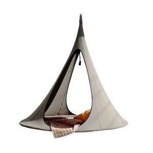 Szarobrązowy namiot wiszący Cacoon Earth