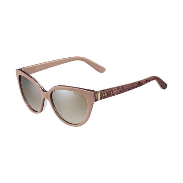 Okulary przeciwsłoneczne Jimmy Choo Odette Nude/Brown
