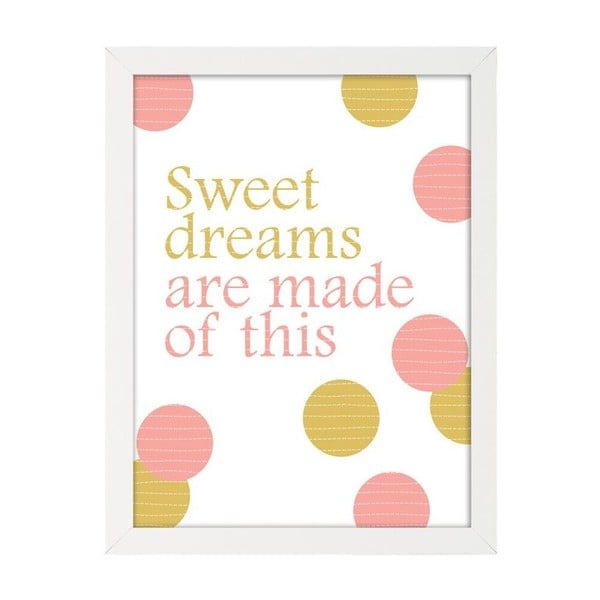 Plakat muzyczny Sweet Dreams
