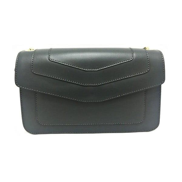 Skórzana torebka Joia Grey