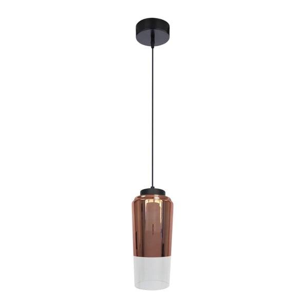 Lampa Candellux Lighting Tube 13, miedziana