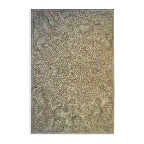Dekoracja ścienna Grey Pannel, 80x120 cm