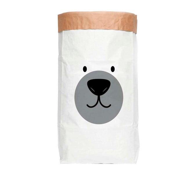 torba papierowa little nice things bear bonami. Black Bedroom Furniture Sets. Home Design Ideas