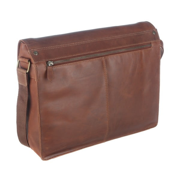 Skórzana torba Darwin Brown