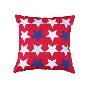 Poszewka na poduszkę Estrella 40x40 cm, czerwona