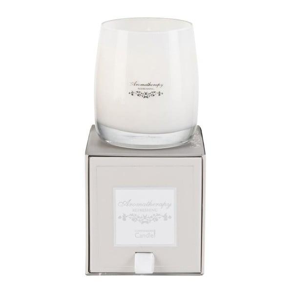 Świeczka zapachowa Copenhagen Candles Aromatherapy Refreshing Glass, czas palenia 40 godz.