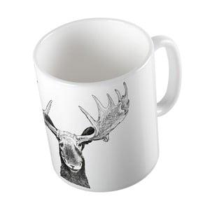 Kubek Black Shake Smiling Moose, 330 ml