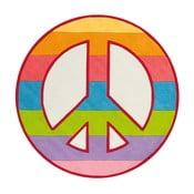 Ręcznie tkany dywan Joy Peace, 150x150 cm