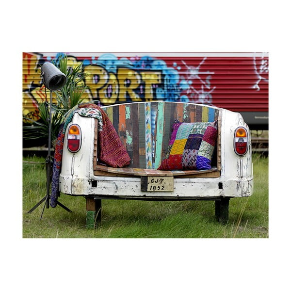 Ławka Taxi Bench Tail