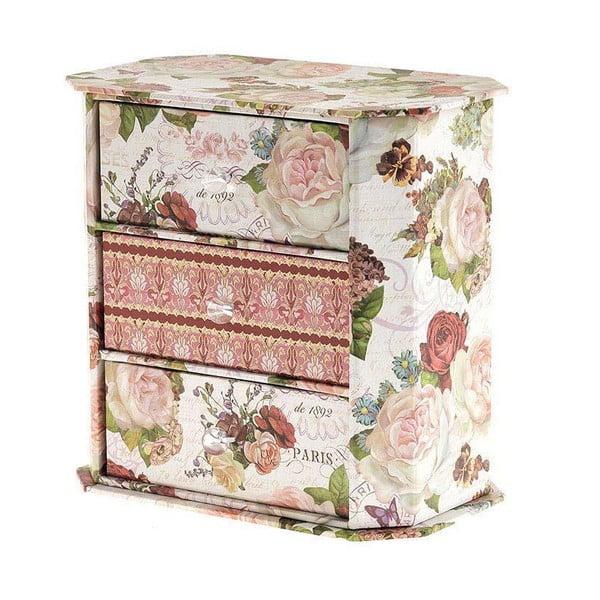 Pudełko na biżuterię Romantic Roses