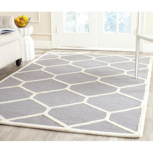 Wełniany dywan Lulu, 152x243 cm